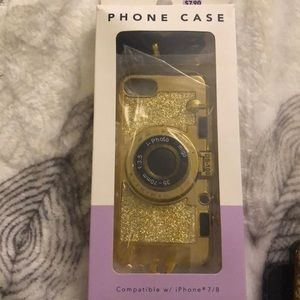 iPhone 7-8 case new with box